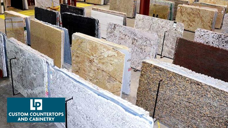 Visit our Showroom – LP Custom Countertop & Cabinetry