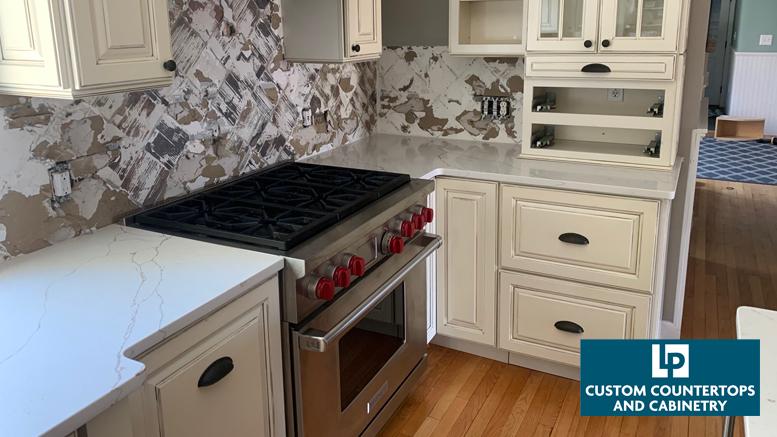 Amazing Kitchen Countertops – LP Custom Countertop & Cabinetry