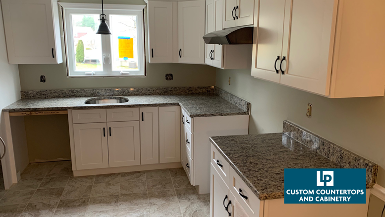 Kitchen Counters – LP Custom Countertop & Cabinetry